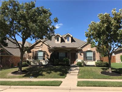 Frisco Single Family Home For Sale: 10218 Ferry Farm Lane