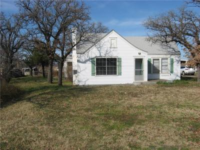 Young County Single Family Home For Sale: 499 E 380 Highway