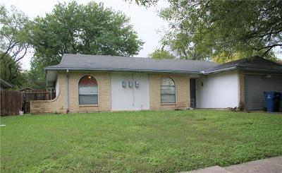 Garland Single Family Home For Sale: 1214 Whiteoak Drive