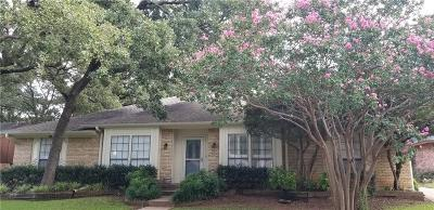 Arlington Residential Lease For Lease: 2604 Cloud Court