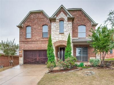 Euless Single Family Home Active Option Contract: 1004 Coyote Drive