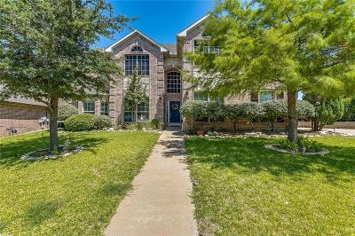 Fort Worth Single Family Home For Sale: 8016 Cripple Creek Drive