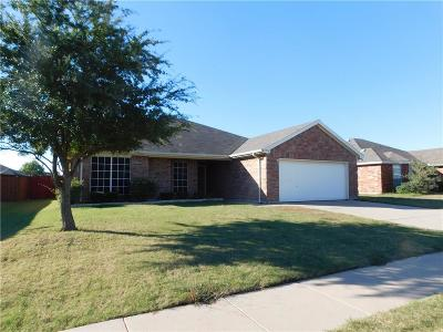 Mansfield Residential Lease For Lease: 4704 Fox Meadows Lane