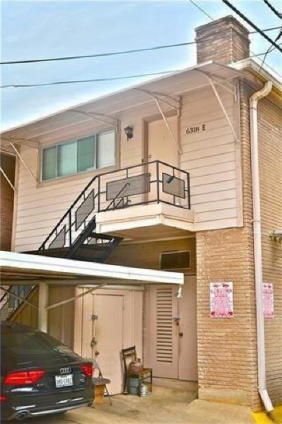 Dallas Condo For Sale: 6318 Bandera Avenue #E