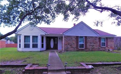 Coppell Residential Lease For Lease: 911 Redcedar Way Drive
