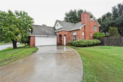 Duncanville Single Family Home Active Option Contract: 1206 Coronado Lane