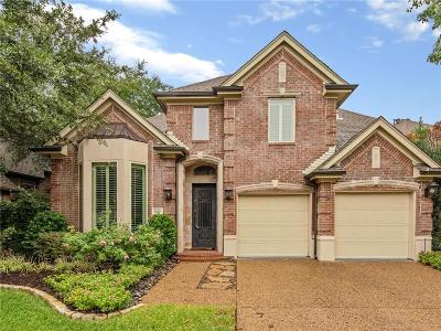 Single Family Home For Sale: 3801 Park Place