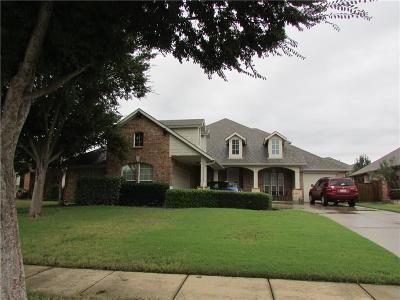 Grand Prairie Single Family Home For Sale: 2939 N Camino Lagos