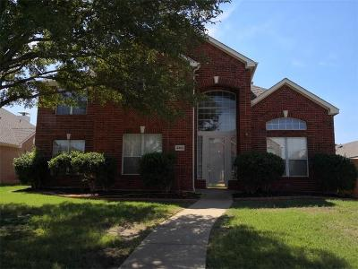 Plano Single Family Home For Sale: 4404 Jenkins Drive