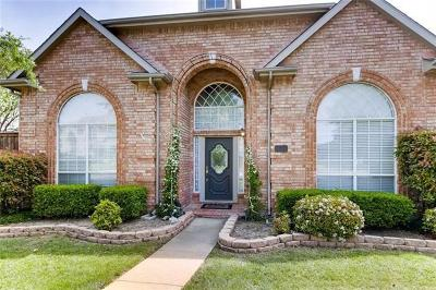 Coppell Single Family Home For Sale: 106 Oakbend Drive