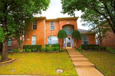 Lewisville Single Family Home For Sale: 2021 Terence Lane