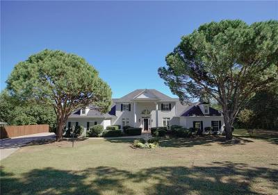 Grapevine Single Family Home For Sale: 3438 Blueberry Lane