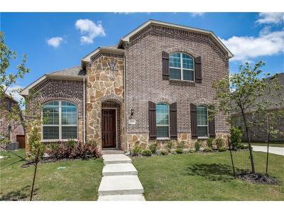 Allen Single Family Home For Sale: 954 Holt Lane