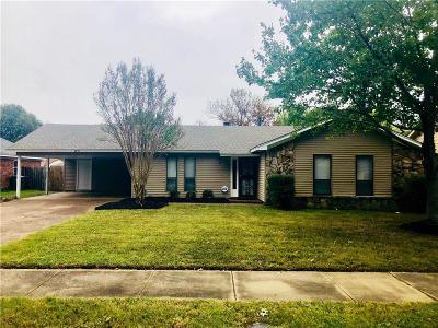 Mesquite Single Family Home For Sale: 3512 Bahamas Drive