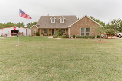 Springtown Single Family Home For Sale: 106 Kenya Court