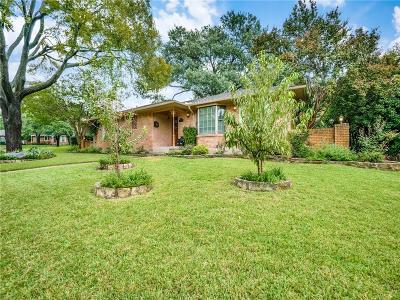 Richardson Single Family Home Active Option Contract: 944 Blue Lake Circle