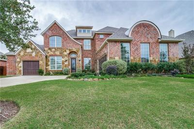 Prosper Single Family Home For Sale: 2160 Lavaca