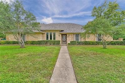 Cedar Hill Single Family Home Active Option Contract: 1711 Knob Hill Court