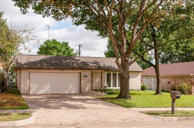 Irving Single Family Home Active Option Contract: 2024 Robinson Street
