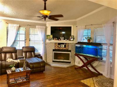 Mesquite Single Family Home For Sale: 119 Woodhill Street