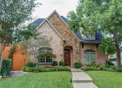 Fort Worth Single Family Home For Sale: 5705 El Campo Avenue