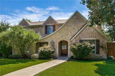 Dallas  Residential Lease For Lease: 6832 Bob O Link Drive
