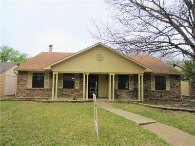 Allen Single Family Home For Sale: 413 Timberbend Trail S