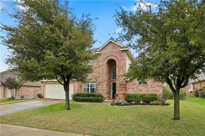 Wylie Single Family Home For Sale: 1504 Reagan Drive