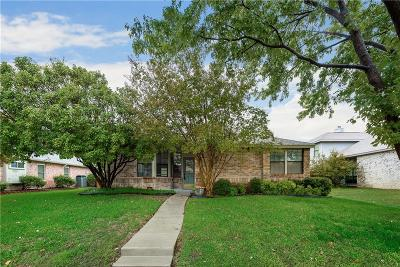Lewisville Single Family Home For Sale: 2080 Vista Drive