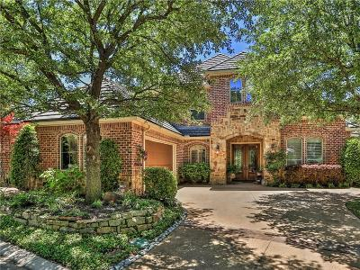 Fort Worth Single Family Home For Sale: 6736 Medinah Drive