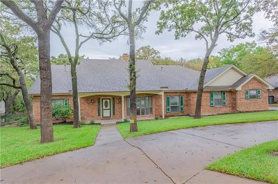 Euless Single Family Home Active Option Contract: 702 Bent Tree Drive