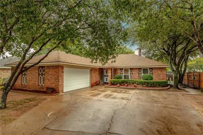 Fort Worth Single Family Home For Sale: 3417 Galemeadow Drive