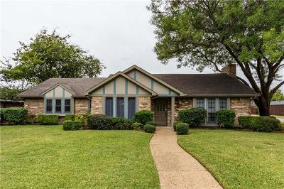 Plano Single Family Home For Sale: 2117 Newcastle Circle