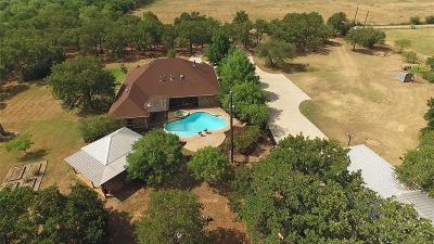 Parker County Farm & Ranch For Sale: 288 Strain Road