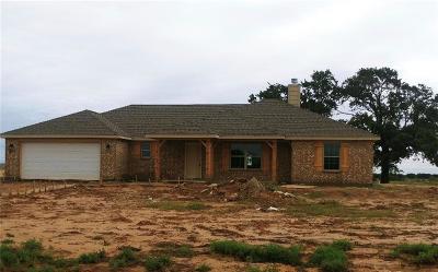Springtown Single Family Home For Sale: 124 Springwood Ranch Loop