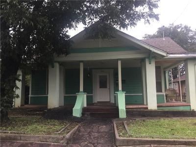 Single Family Home For Sale: 5610 Eastside Avenue
