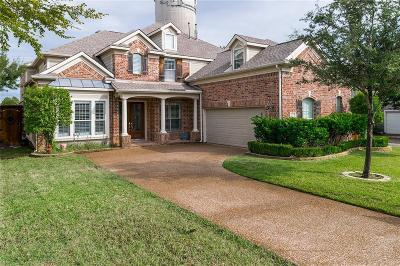 Highland Village Single Family Home Active Contingent: 912 Idlewild Court