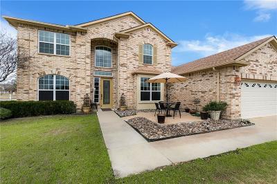 Denton Single Family Home For Sale: 8701 Freeport Drive