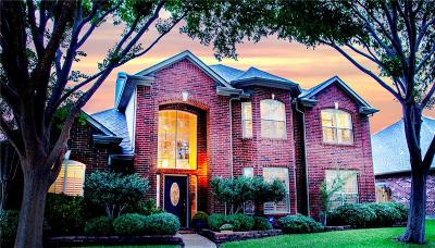 Coppell Single Family Home For Sale: 426 Waterview Drive