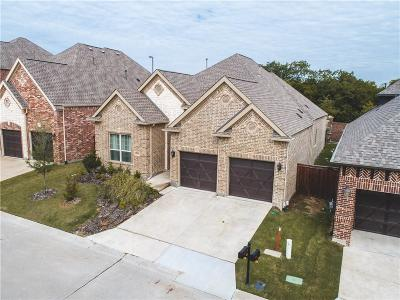 Richardson Single Family Home For Sale: 3933 Clear Creek Court