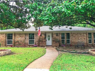 Plano Single Family Home For Sale: 1416 Oakhill Drive
