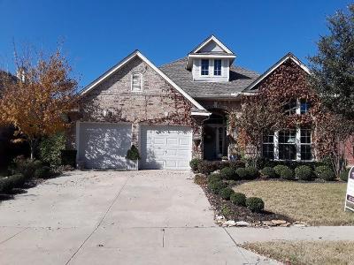 Lantana Single Family Home For Sale: 1381 Bonham Parkway