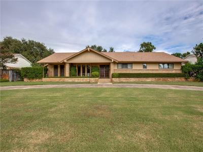 Dallas Single Family Home For Sale: 3767 Northaven Road