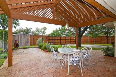 Dallas Single Family Home For Sale: 4110 Shady Bend Drive