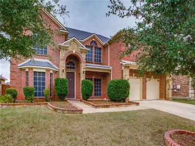Grand Prairie Single Family Home Active Option Contract: 5764 Skinner Way