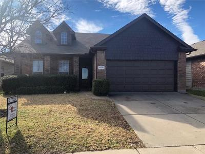 Fort Worth Single Family Home For Sale: 1025 Fort Apache Drive