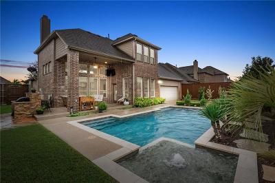 Garland Single Family Home For Sale: 1018 Homer Johnson Lane