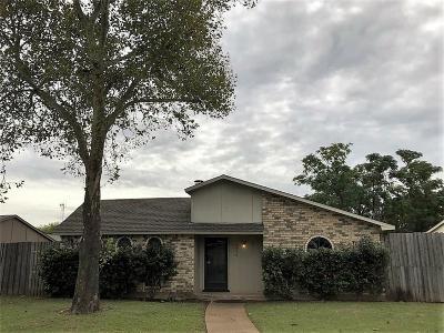 Dallas Single Family Home For Sale: 7570 Christie Lane