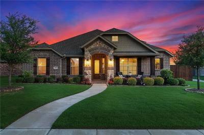 Frisco TX Single Family Home For Sale: $420,000