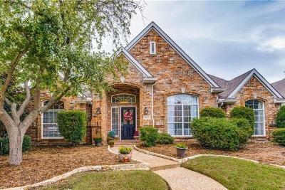 Mckinney Single Family Home For Sale: 6004 Pin Oak Drive
